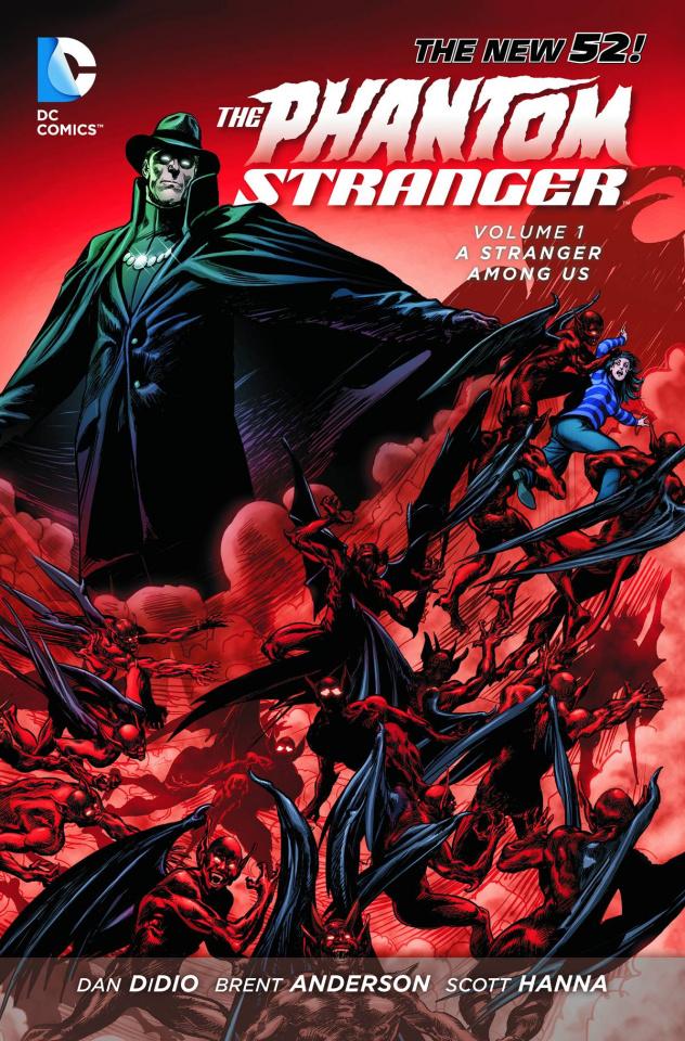 The Phantom Stranger Vol. 1: A Stranger Among Us