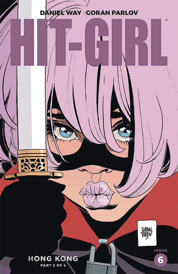 Hit-Girl, Season Two #6 (Yildirim Cover)
