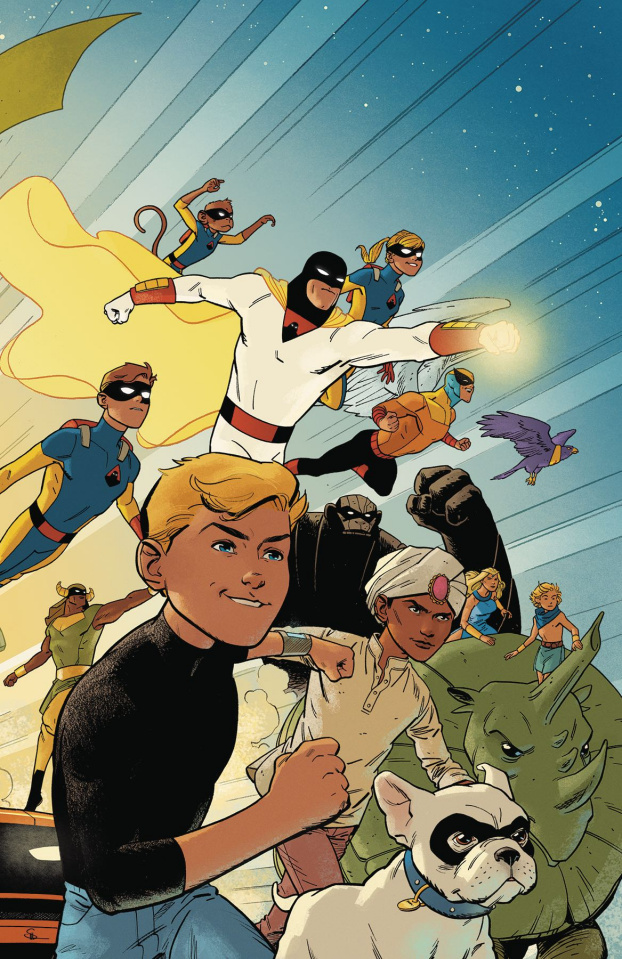 Future Quest Vol. 1