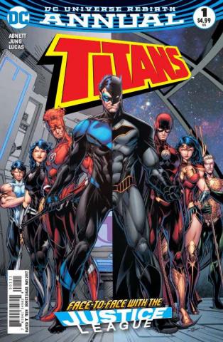 Titans Annual #1