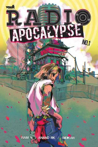 Radio Apocalypse #1 (Radhakrishnan Cover)