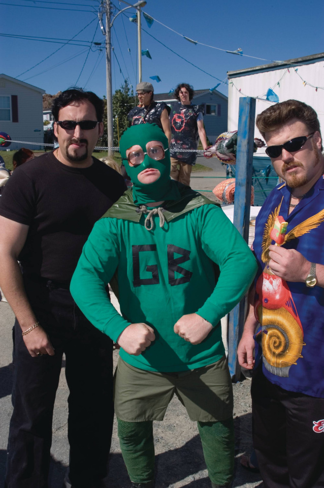 Trailer Park Boys: Bagged & Boarded (Photo Cover)