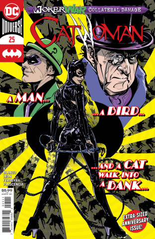 Catwoman #25 (Joelle Jones Cover)
