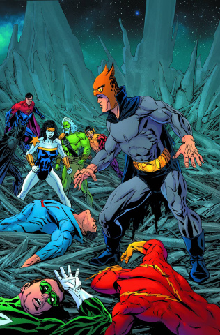 Convergence: The Crime Syndicate #2
