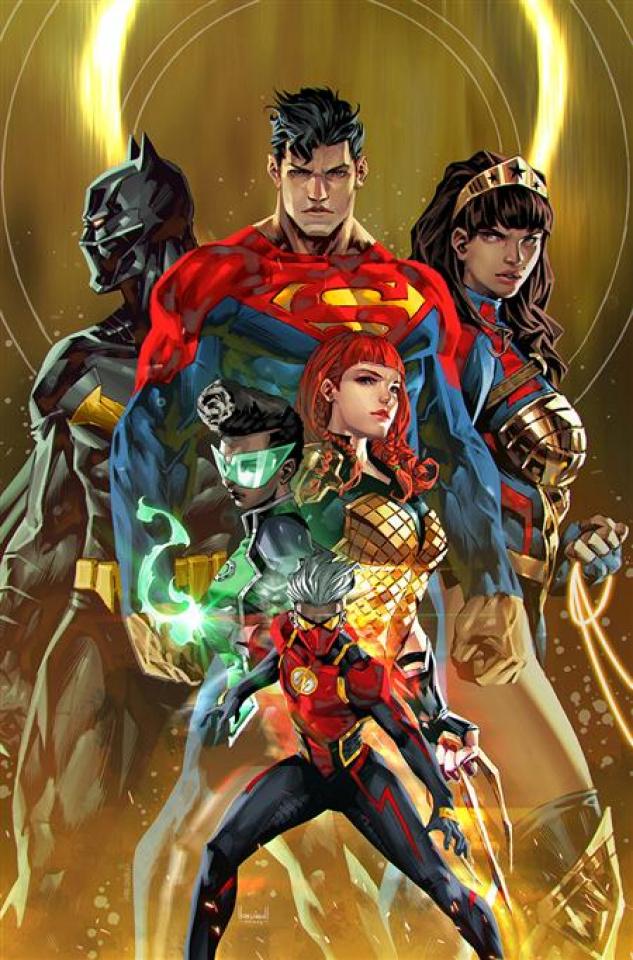 Future State: Justice League #2 (Kael Ngu Card Stock Cover)
