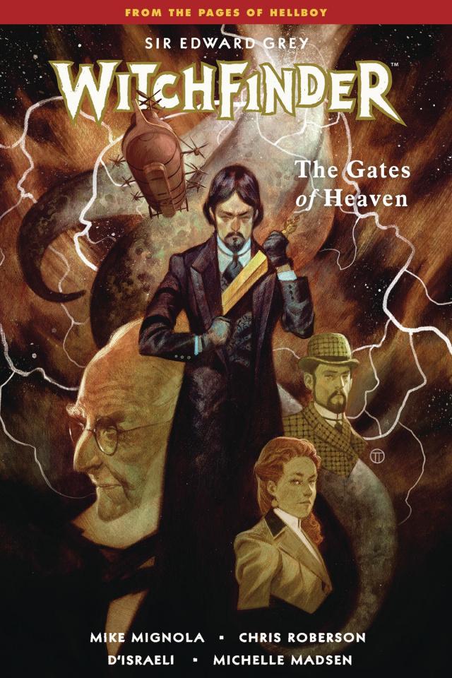 Witchfinder Vol. 5: The Gates of Heaven