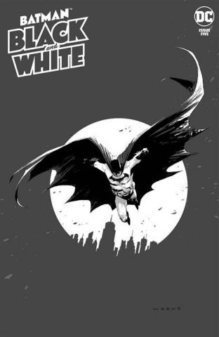 Batman: Black & White #5 (Lee Weeks Cover)