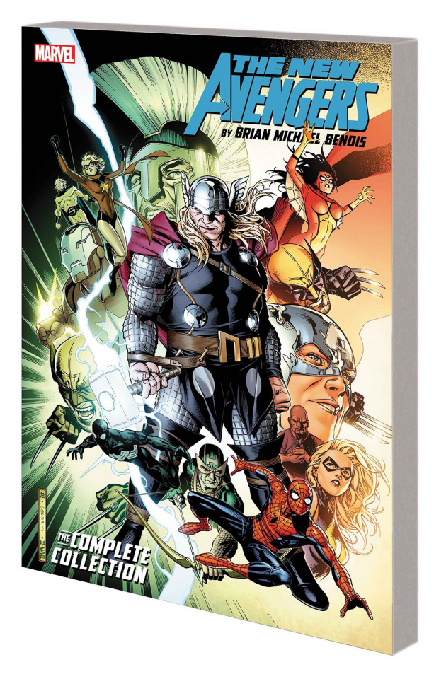 New Avengers by Bendis: The Complete Collection Vol. 5