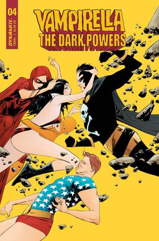Vampirella: The Dark Powers #4 (Lee Cover)