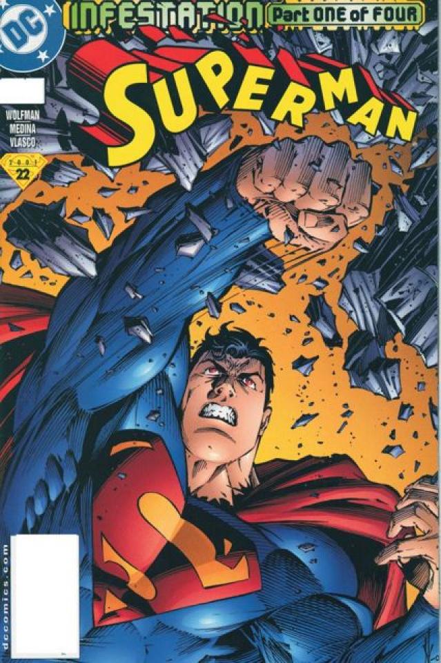 DC Comics Presents: Superman - Infestation #1