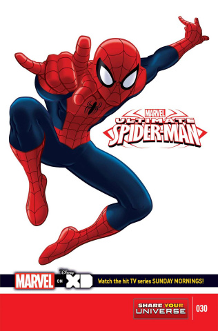 Marvel Universe: Ultimate Spider-Man #30