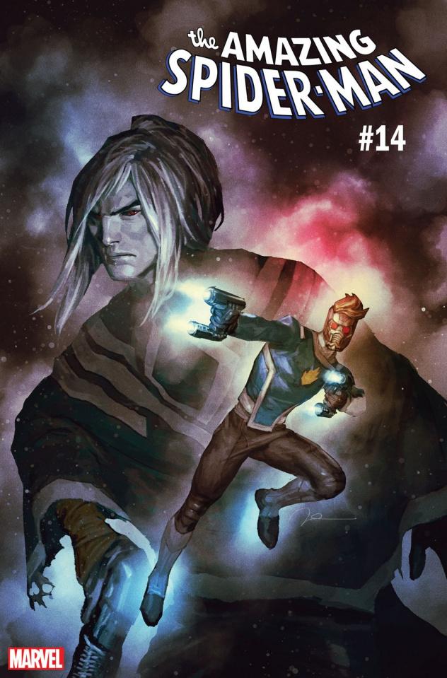 The Amazing Spider-Man #14 (Parel GotG Cover)