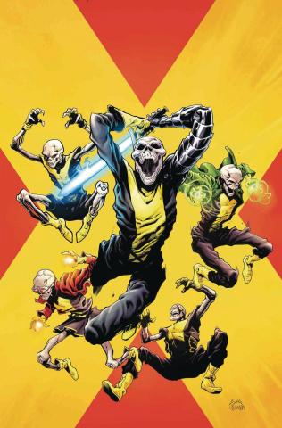 The New Mutants: Dead Souls #4