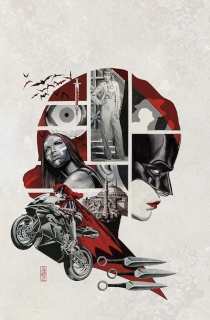 Batwoman #1 (Variant Cover)