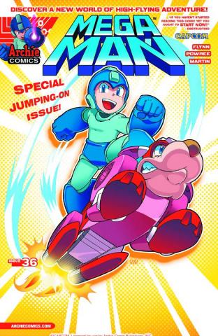 Mega Man #36