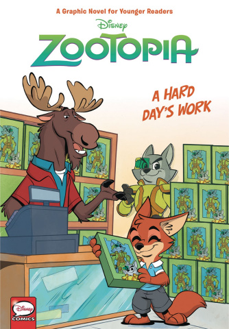 Zootopia: A Hard Day's Work