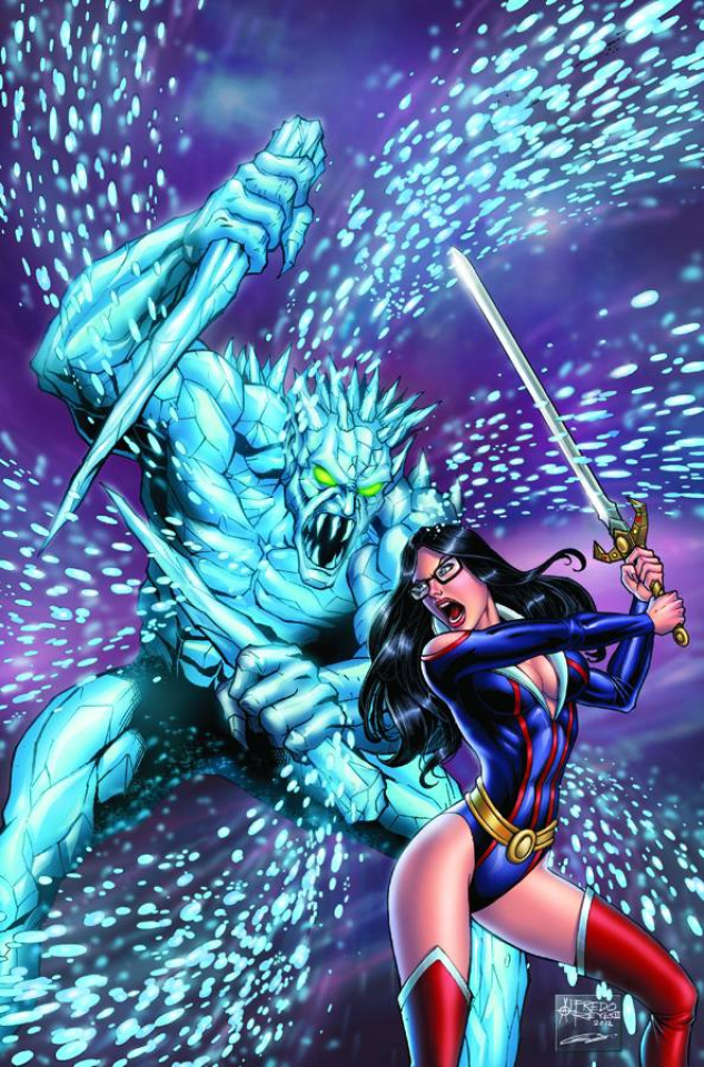 Grimm Fairy Tales #84 (Reyes Cover)