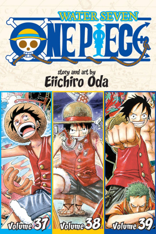 One Piece Vol. 13 (3-in-1)