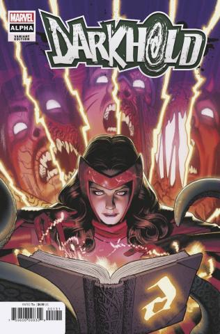Darkhold: Alpha #1 (Smallwood Cover)
