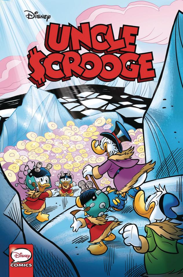 Uncle Scrooge #42 (Mazzarello Cover)