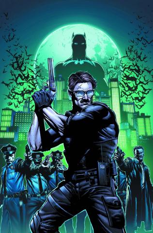 Detective Comics #25: Zero Year