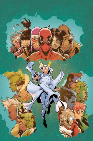Deadpool and the Mercs For Money #8
