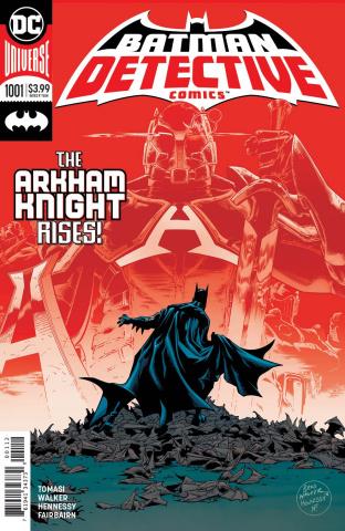 Detective Comics #1001 (2nd Printing)