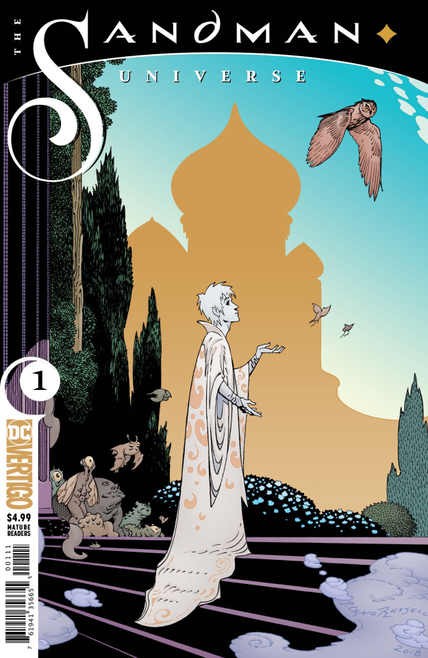 The Sandman Universe #1 (Russell Cover)