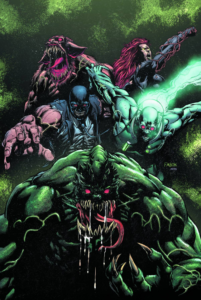 Forever Evil: The Arkham War #5
