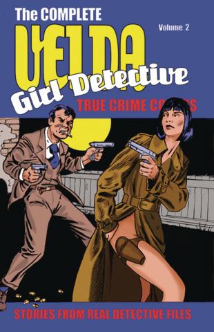 Velda: Girl Detective Vol. 2