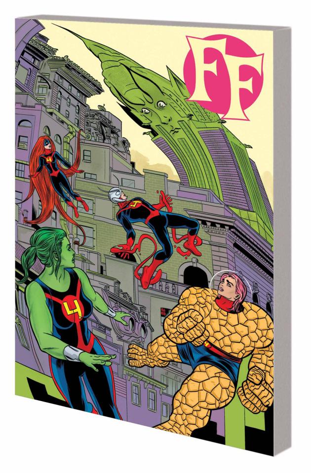 FF Vol. 2: Family Freakout