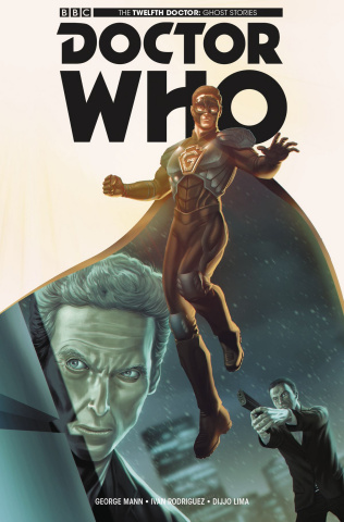 Doctor Who: The Twelfth Doctor - Ghost Stories #1 (Guerrero Cover)