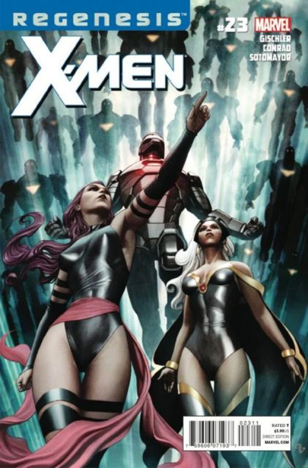 X-Men #23