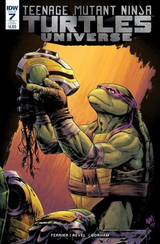 Teenage Mutant Ninja Turtles Universe #7 (Subscription Cover)