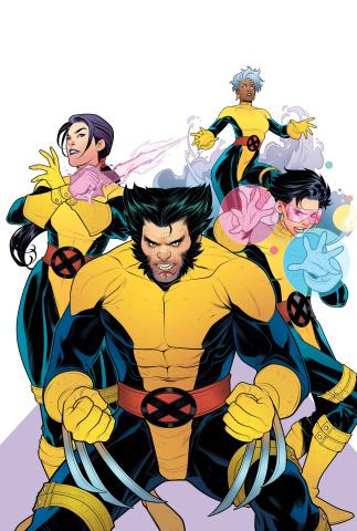 Captain America #5 (Torque Uncanny X-Men Cover)