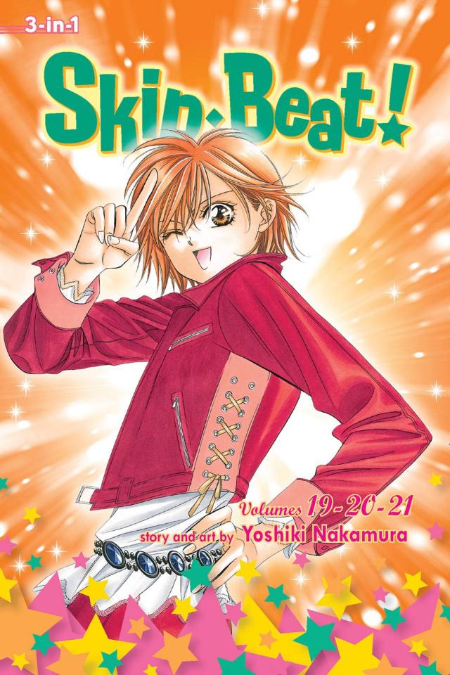 Skip Beat! Vol. 7 (3-in-1 Edition)