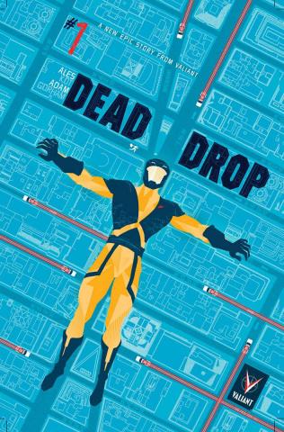 Dead Drop #1 (Allen Cover)