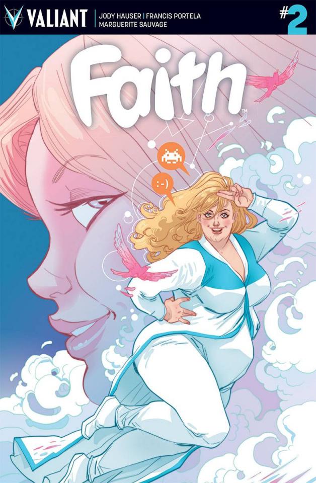 Faith #2 (Sauvage Cover)