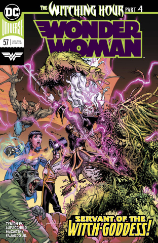 Wonder Woman #57 (Witching Hour)