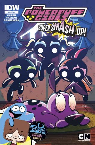 The Powerpuff Girls: Super Smash-Up! #2