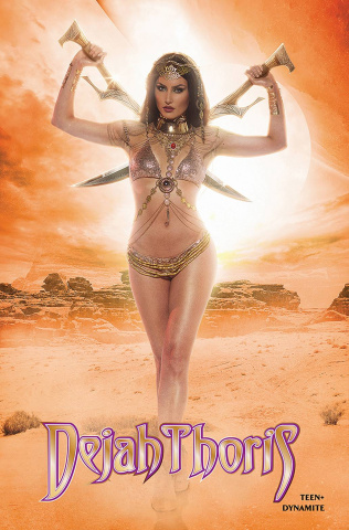 Dejah Thoris: Winter's End (Neva Cosplay Cover)