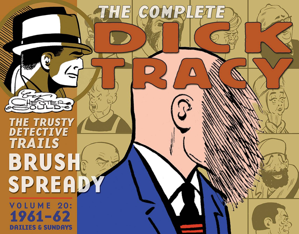 The Complete Dick Tracy Vol. 20