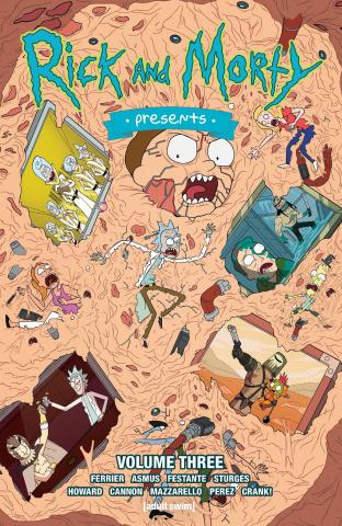 Rick and Morty Presents Vol. 3