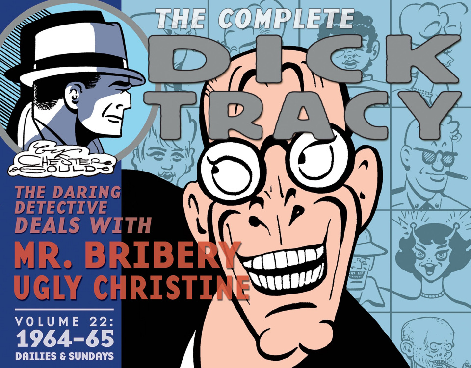 The Complete Chester Gould Dick Tracy Vol. 22