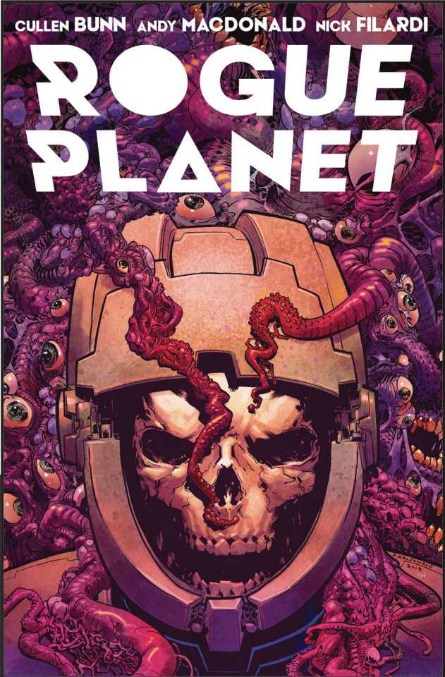 Rogue Planet #1 (MacDonald Cover)