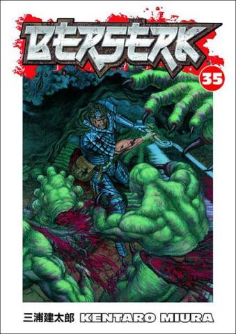 Berserk Vol. 35