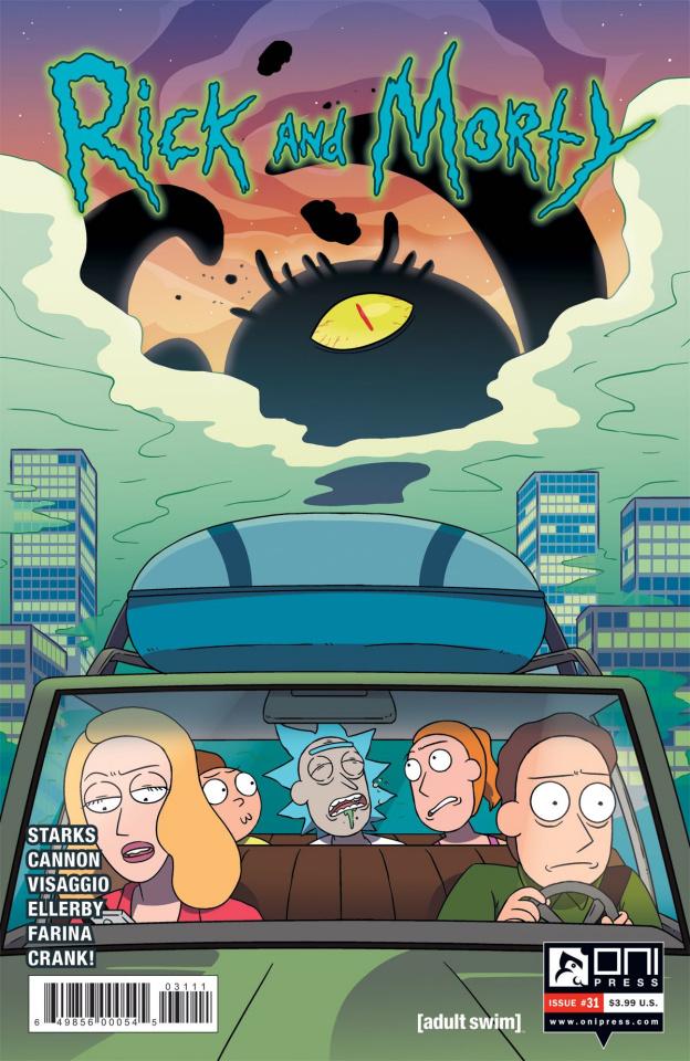 Rick and Morty #31