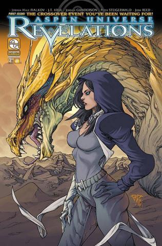 Aspen Universe: Revelations #1 (Pantalena Cover)