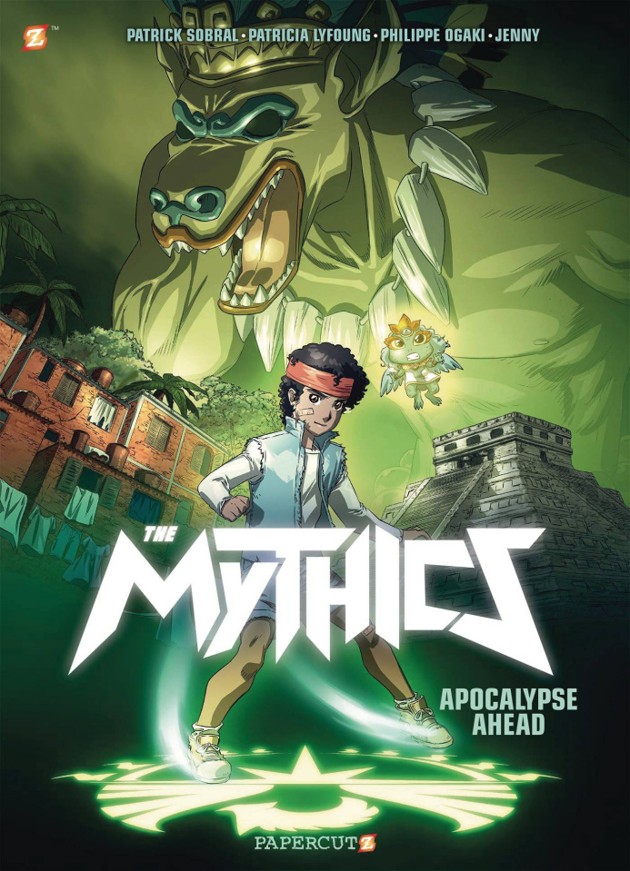 The Mythics Vol. 2: Apocalypse Ahead