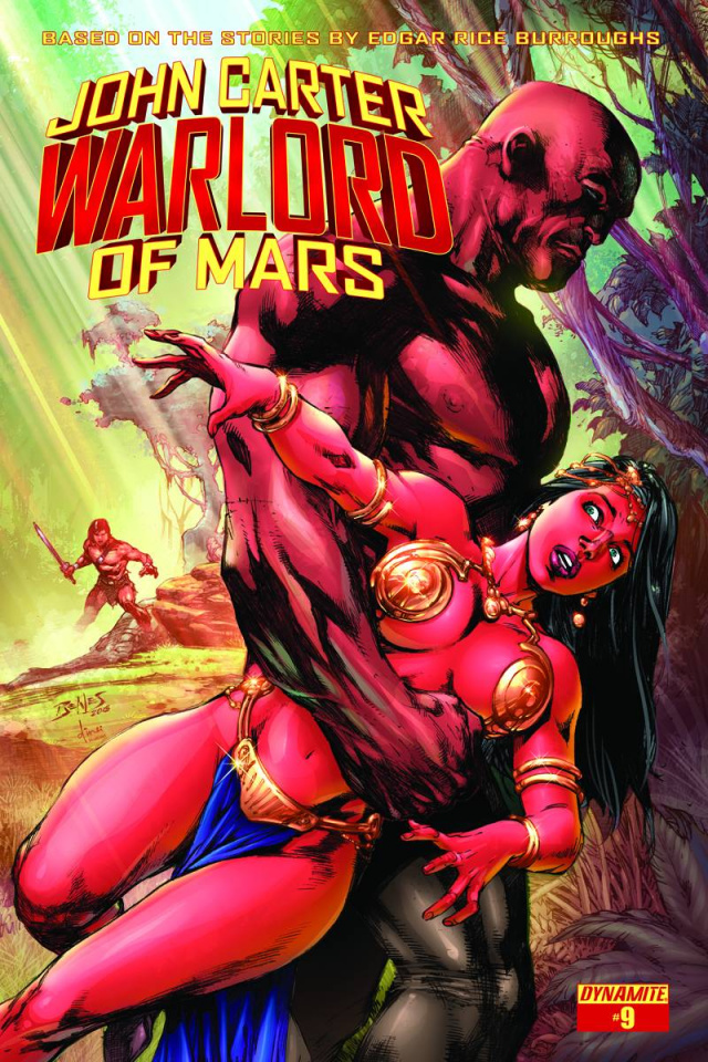 John Carter: Warlord of Mars #9 (Benes Cover)